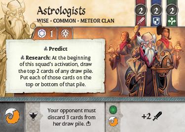 Meteor Clan Primer Crystal Clans Boardgamegeek